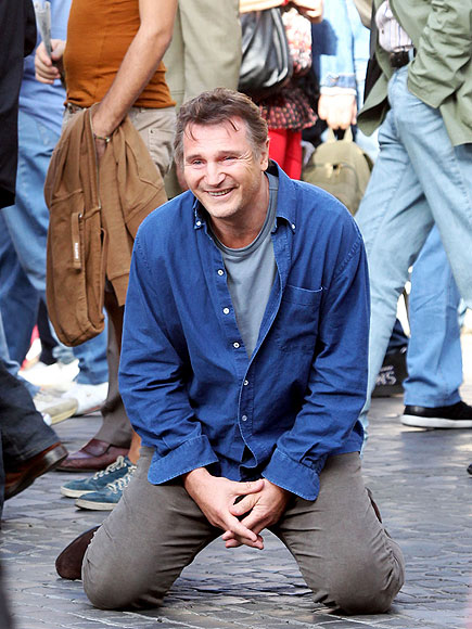 DOWN TO EARTH photo | Liam Neeson
