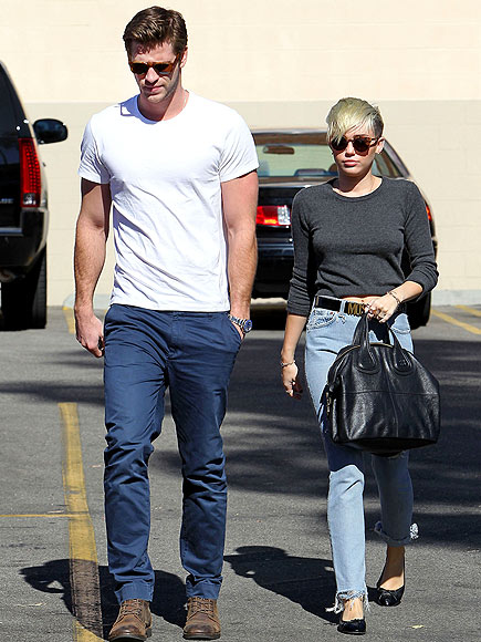 HEM & HAW photo | Liam Hemsworth, Miley Cyrus