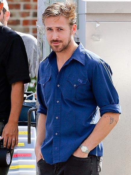 BABY BLUES photo | Ryan Gosling