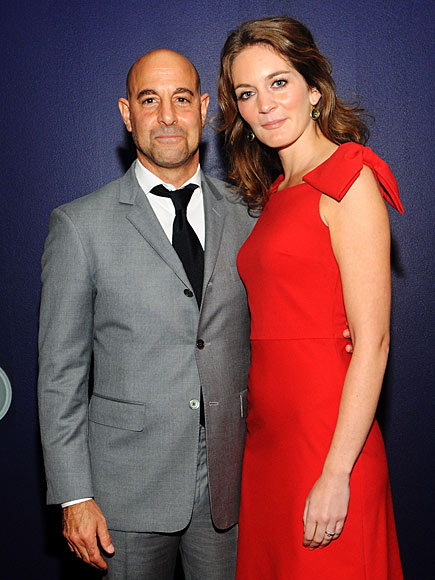 RED ALL OVER photo | Stanley Tucci