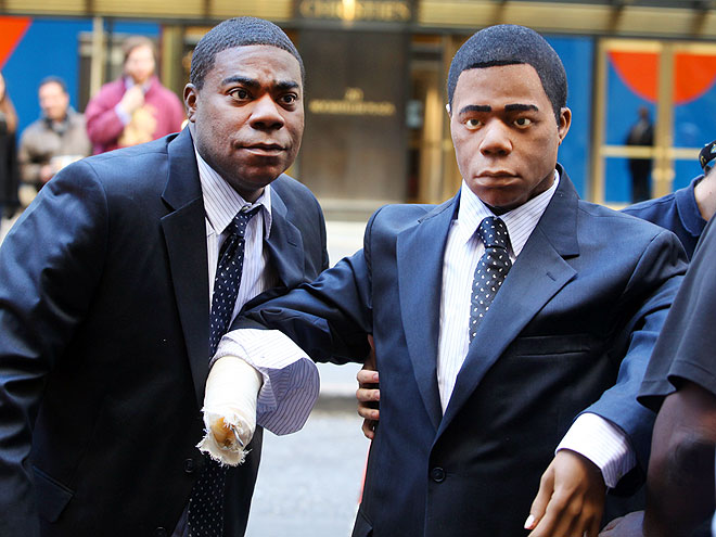 DOUBLE TAKE photo | Tracy Morgan