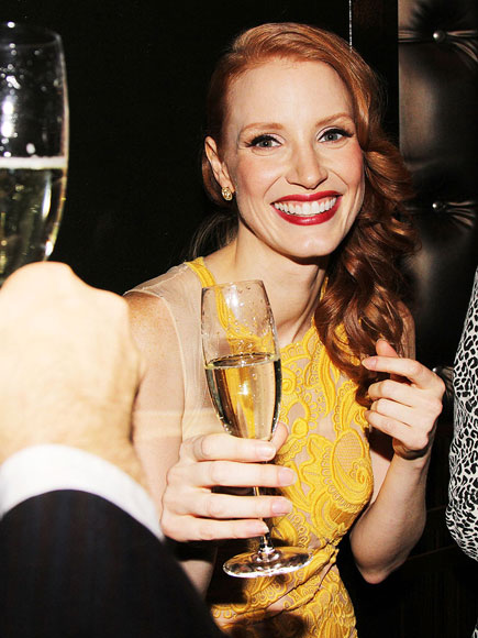 GOOD CHEERS photo | Jessica Chastain