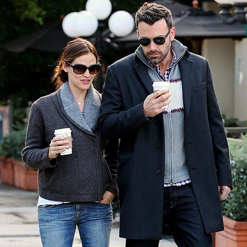 LOVE&#39;S A BREWIN&#39; photo | Ben Affleck, Jennifer Garner