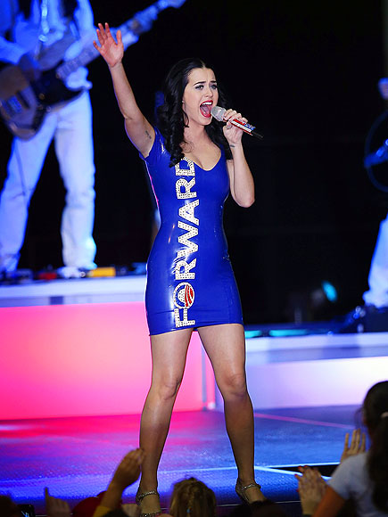 BARACK 'N ROLL photo | Katy Perry