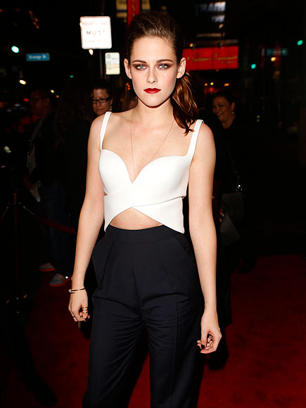 SHOWING SKIN photo | Kristen Stewart