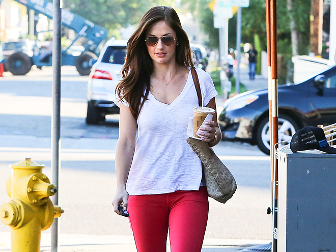 BRIGHT SPOT photo | Minka Kelly