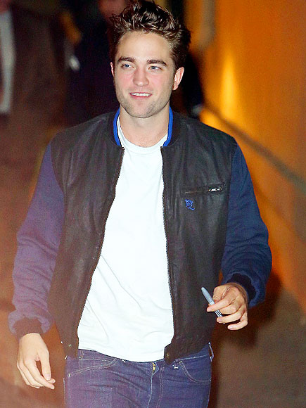 GOOD SIGN photo | Robert Pattinson