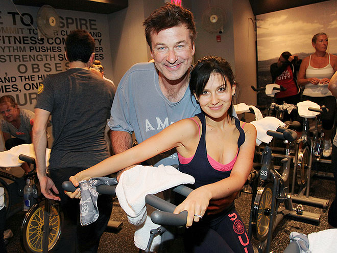NICE WORK(OUT) photo | Alec Baldwin