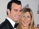 Jennifer Aniston and Justin Theroux's Sweet Romance in Pictures | Jennifer Aniston, Justin Theroux