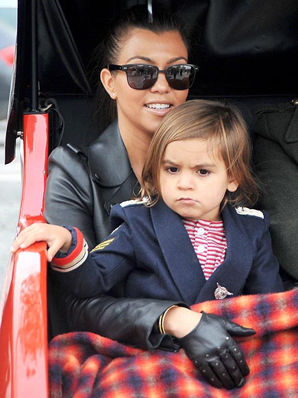 BUGGY BUDDY photo | Kourtney Kardashian