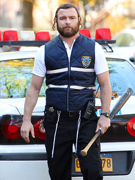 COP OUT photo | Liev Schreiber