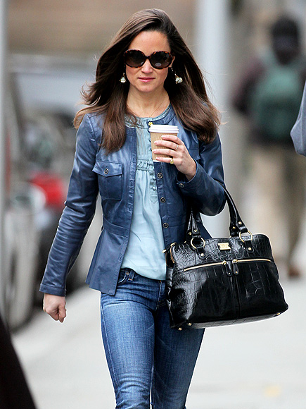 BREW TIME photo | Pippa Middleton