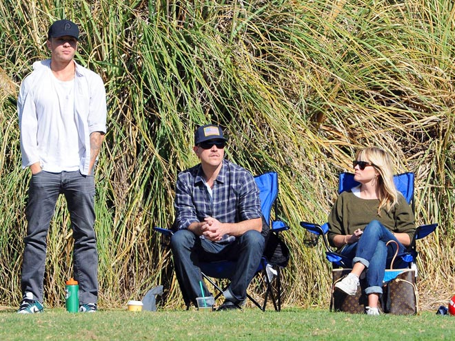 THE EX FACTOR photo   Jim Toth, Reese Witherspoon, Ryan Phillippe