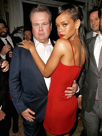 &#39;MODERN&#39; TIMES photo | Eric Stonestreet, Rihanna