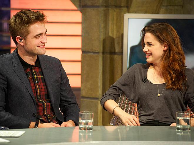 ONLY HAVE EYES photo | Kristen Stewart, Robert Pattinson