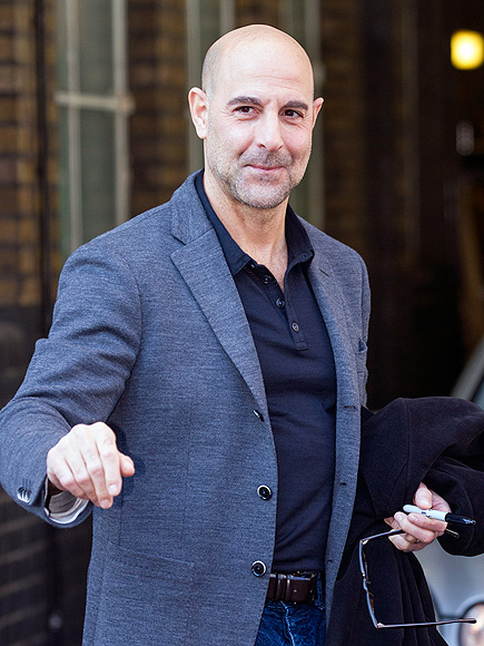 LONDON COLLAR photo | Stanley Tucci