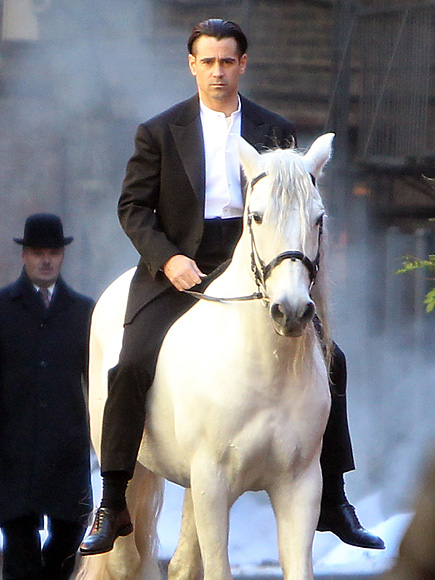 HORSE PLAY photo | Colin Farrell