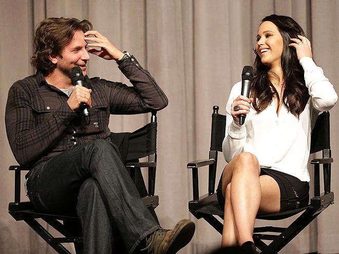 PLAY ON, PLAYERS photo   Bradley Cooper, Jennifer Lawrence