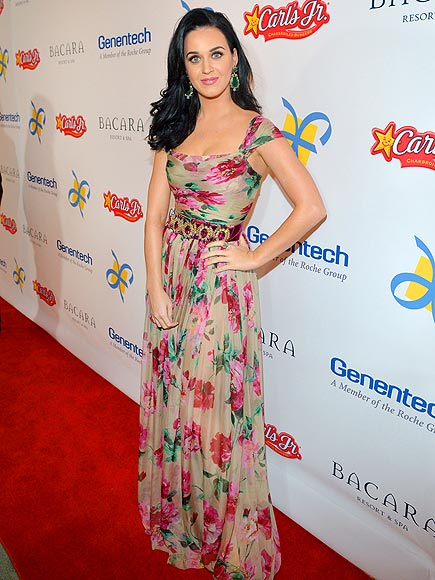 FLOWER POWER photo | Katy Perry