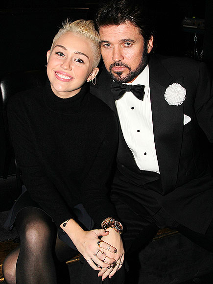 HEADS UP photo | Billy Ray Cyrus, Miley Cyrus