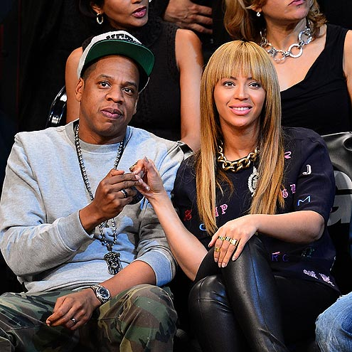 GOOD SPORTS photo | Beyonce Knowles, Jay-Z