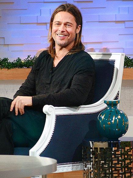 MORNING GLORY photo | Brad Pitt