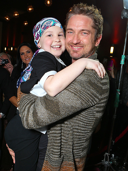 KID & PLAY photo | Gerard Butler