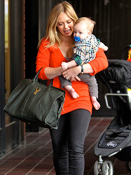 MOTHER'S DAY photo | Hilary Duff