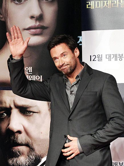 'HI' NOTE photo | Hugh Jackman