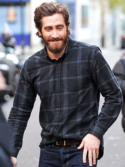HAIRY SITUATION photo | Jake Gyllenhaal