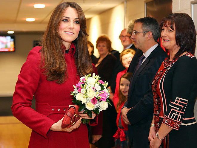 IN FULL BLOOM photo | Kate Middleton