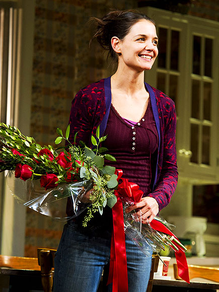CENTER STAGE photo | Katie Holmes
