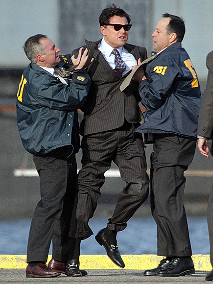 CITIZEN'S ARREST photo | Leonardo DiCaprio