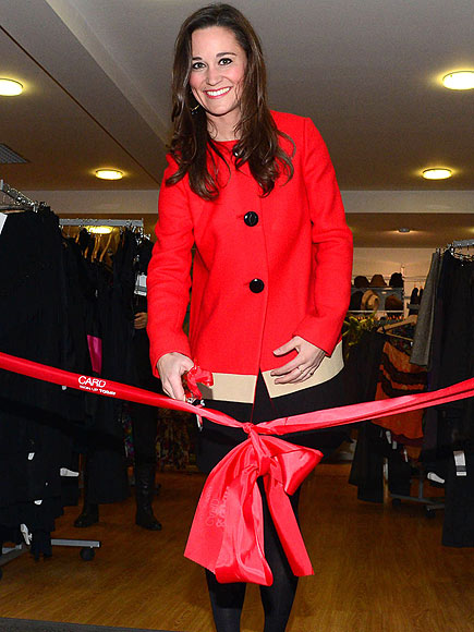 START DATE photo | Pippa Middleton