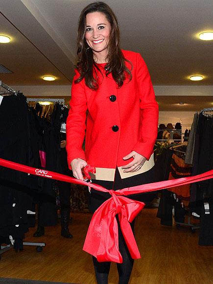 START DATE photo | Pippa Middleton