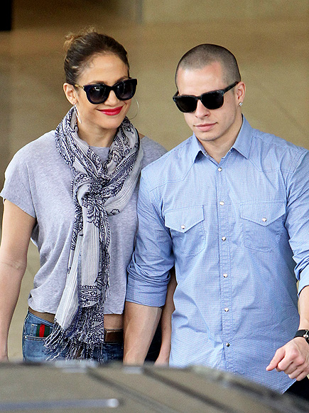SHADY DUO photo | Jennifer Lopez