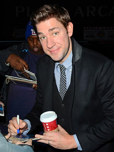 A GOOD SIGN photo | John Krasinski