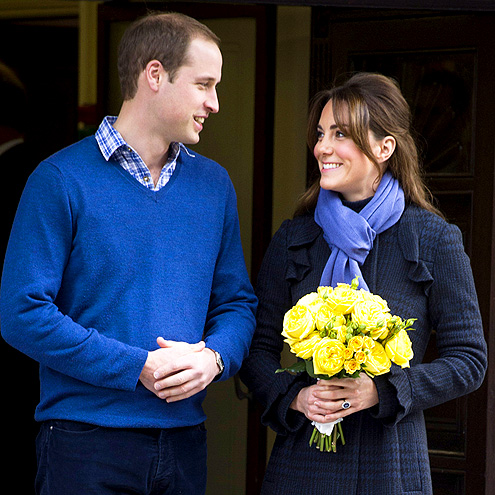 PREGNANT PAUSE photo | Kate Middleton, Prince William