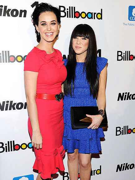 IN HARMONY photo | Carly Rae Jepsen, Katy Perry