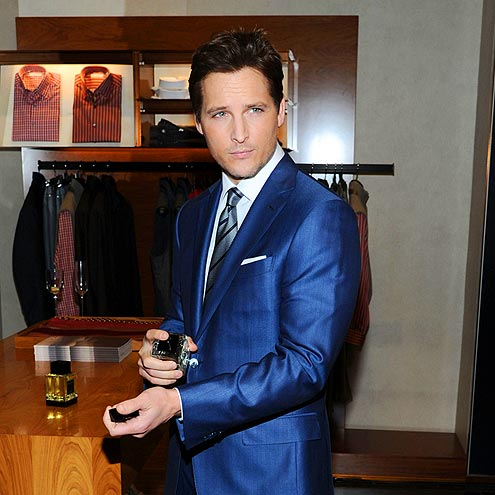 SUIT YOURSELF photo | Peter Facinelli