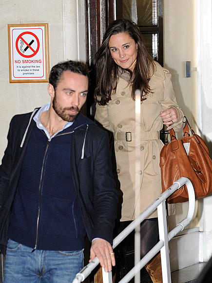 FAMILY MATTERS photo | James Middleton, Pippa Middleton