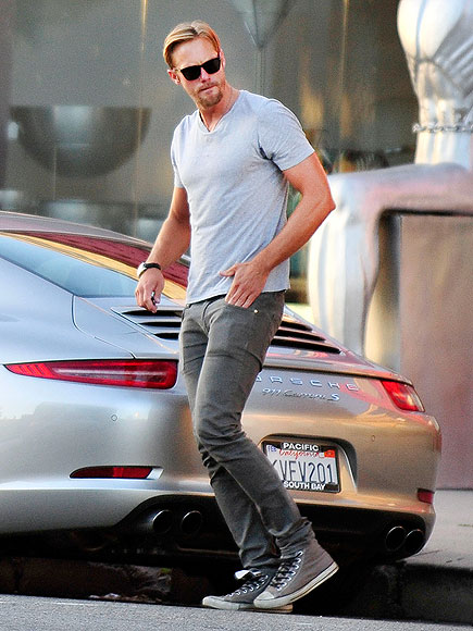 HOT WHEELS photo | Alexander Skarsgard