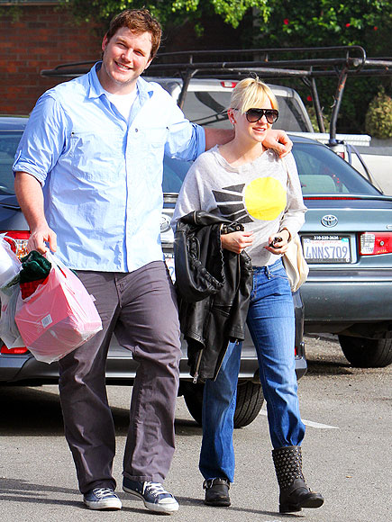 PICKUP ARTISTS photo | Anna Faris, Chris Pratt