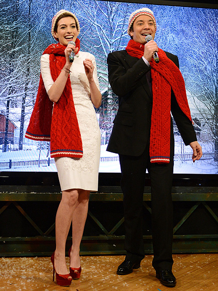 JOYFUL NOISE photo | Anne Hathaway, Jimmy Fallon