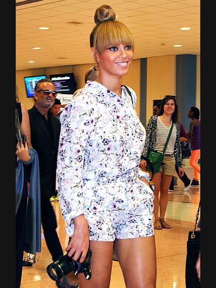 Beyoncé: Twist Ending