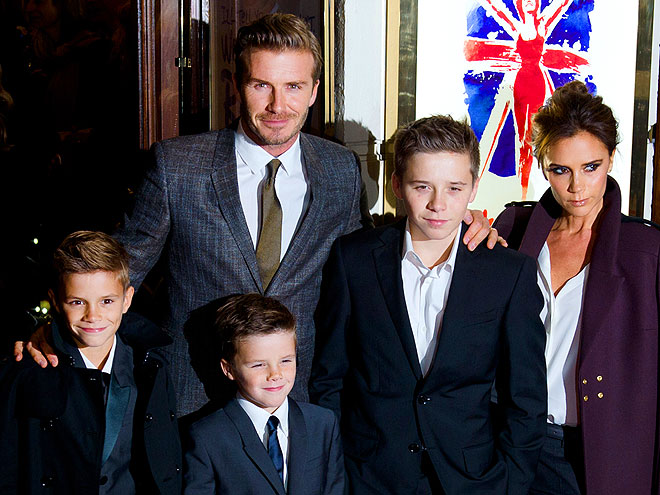 ALL TOGETHER NOW photo | David Beckham, Victoria Beckham