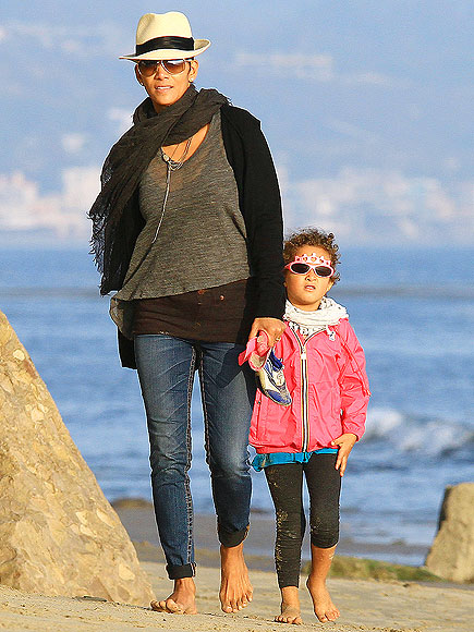 SHORE THING photo | Halle Berry