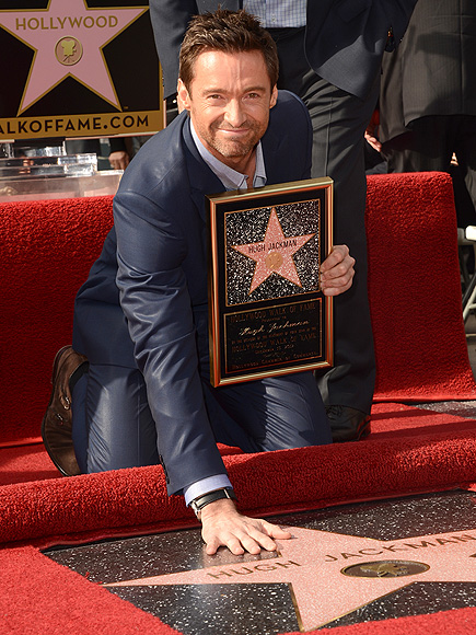 WALK STAR photo | Hugh Jackman