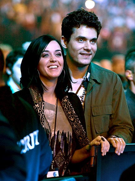SHOW & TELL photo   John Mayer, Katy Perry