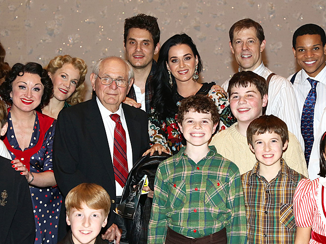 HOLLY JOLLY &#39;CHRISTMAS&#39; photo | John Mayer, Katy Perry